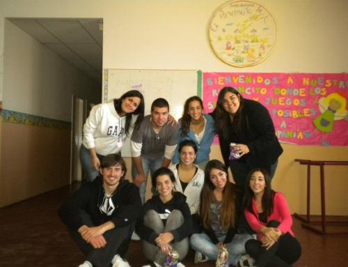 """Programa """"Jóvenes en acción"""""""